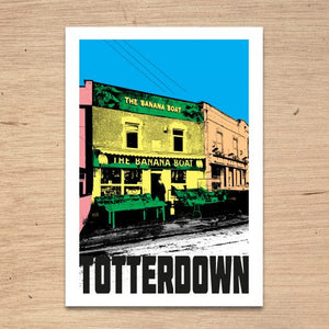 Totterdownl Bristol, A4 Print by Susan Taylor Art | The Bristol Shop