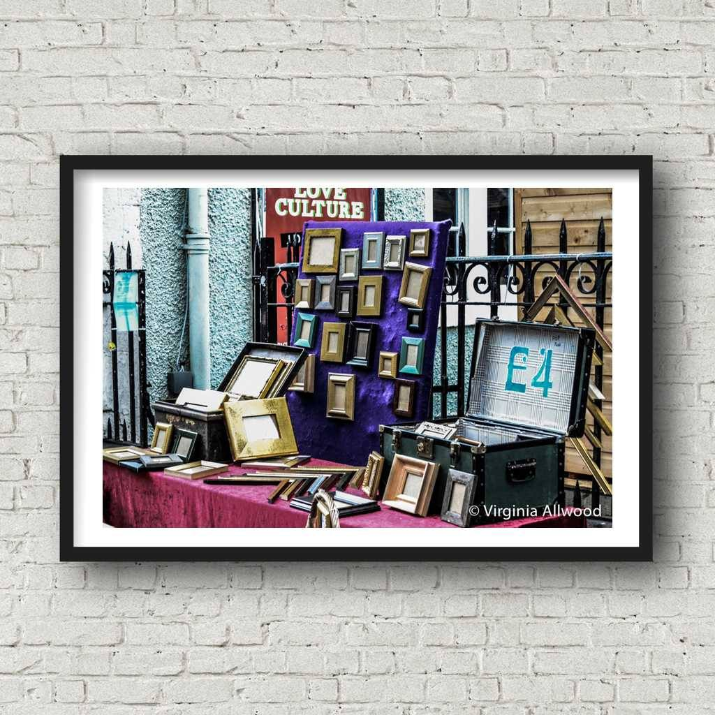 You've Been Framed - Photographic Print by Nina Allwood | The Bristol Shop
