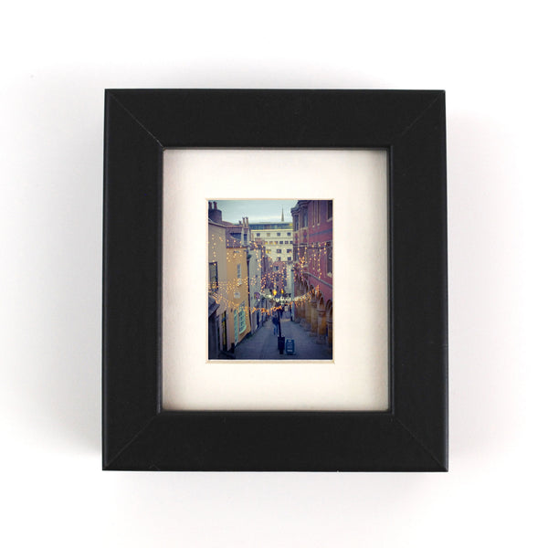 Bristol Photography: Print of Christmas Steps by Eclectic Gift Shop