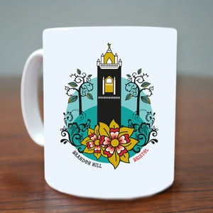 Bristol Brandon Hill Cabot Tower Mug by Susan Taylor | The Bristol Shop