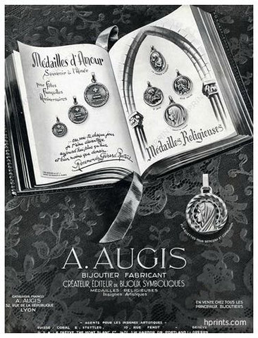 Vintage A Augis Commercial | Source Wikipedia