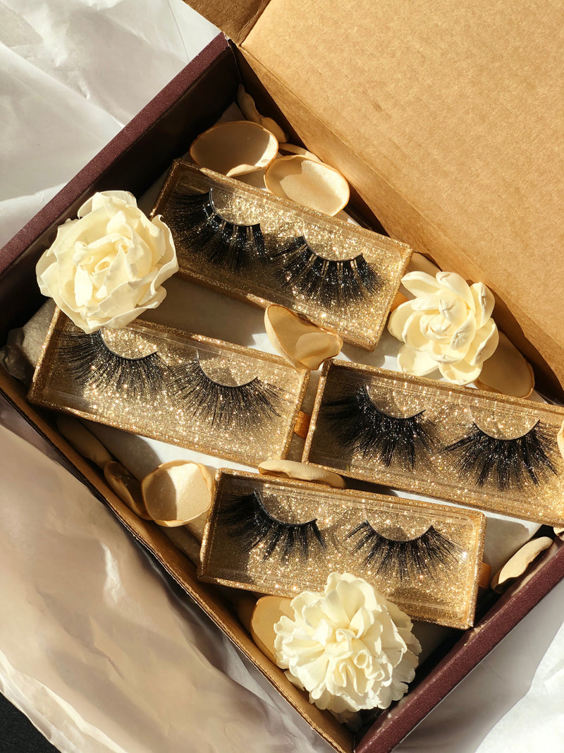 Lash Pack of 3 (BROWN BOX)