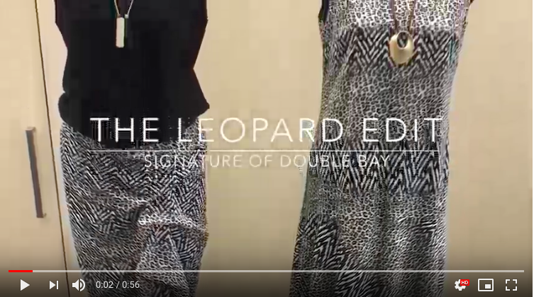 The Leopard Edit Paula Ryan