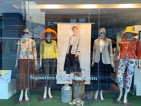 Verge Fashion New Zealand Stockist Signature of Double Bay Shop Verge Spring Summer online and in store now