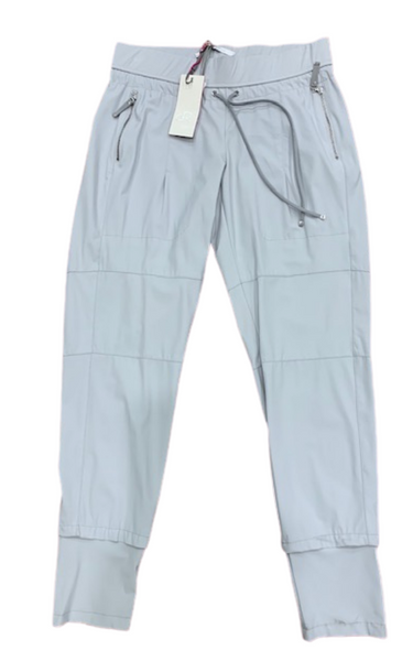 Raffaello Rossi Candy Pants in Ice Grey