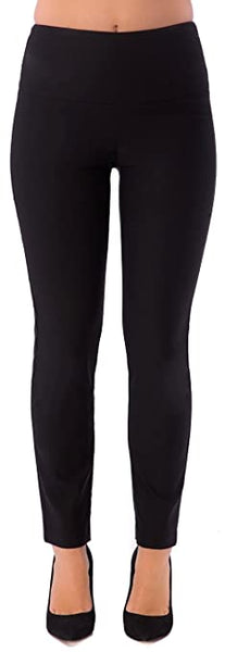 Up Pants Black Skinny leg Trouser Tummy Control 64690