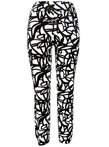 Up Pants Scribble Pants Tummy Control 66785