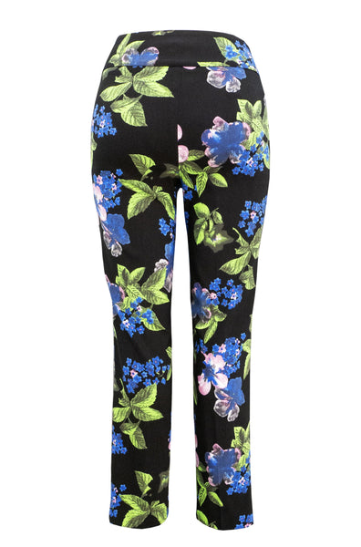 Up Pants Miami Floral Pull on Tummy Control 66836 Shop online Australia
