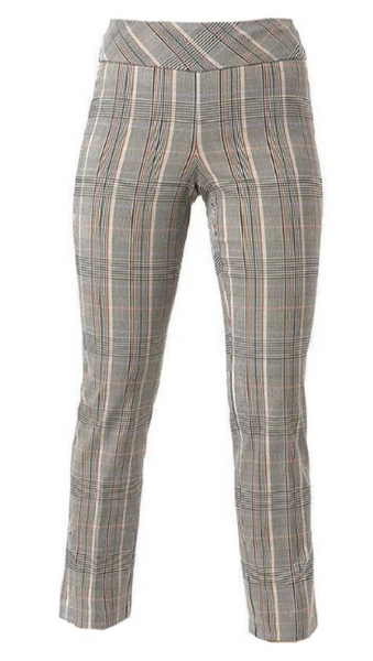 Up Pants Derby Check waistband tummy control 66575 Up Pants Stockist online Australia