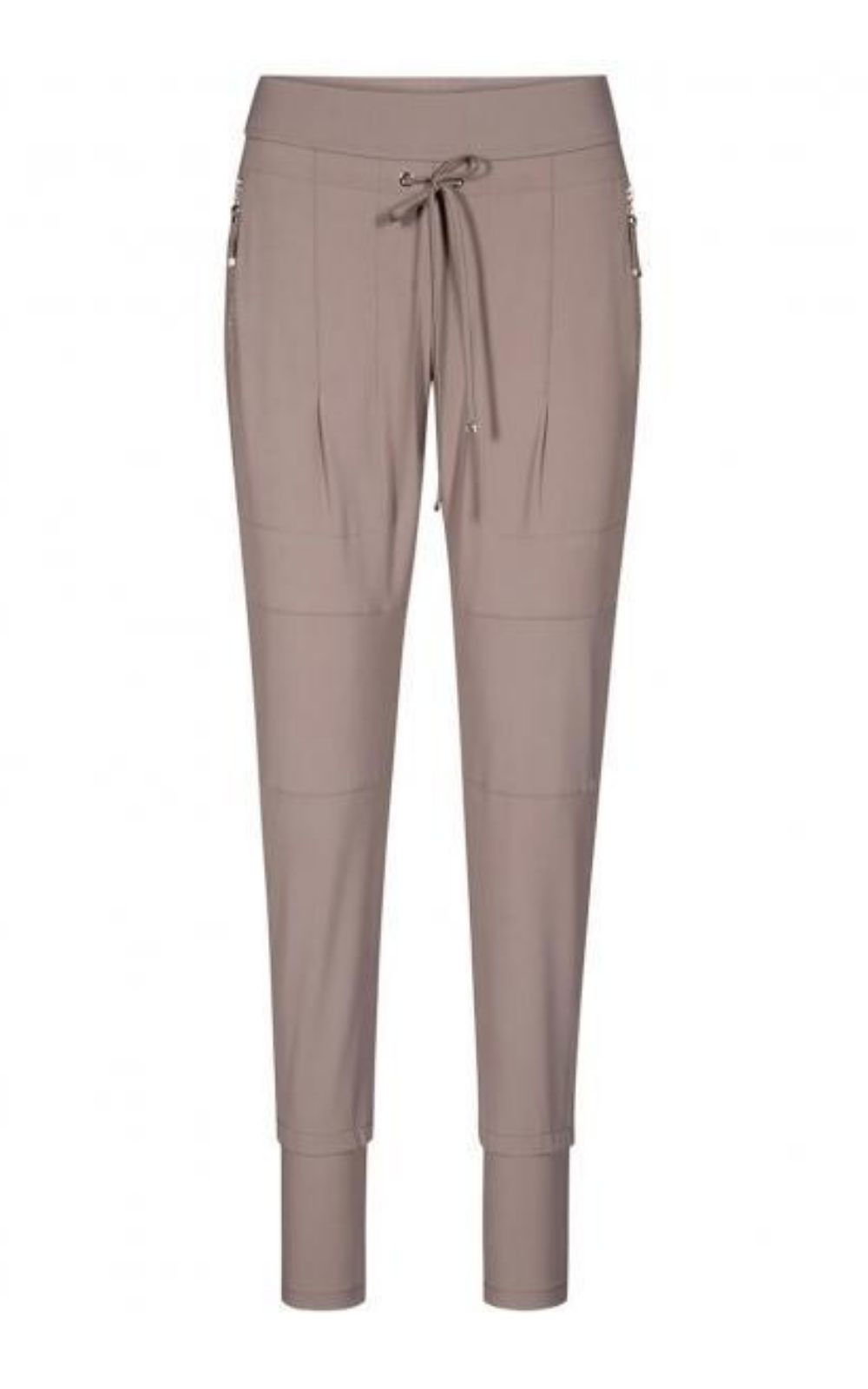 Raffaello Rossi Candy Pants in Taupe