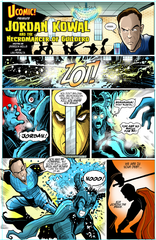 UComics!  The Comic Starring You!