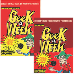 Geek A Week: Instant Trading Card Collection!