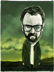 """Goodbye Walt"" Limited Edtion Giclee Print (Unframed)"