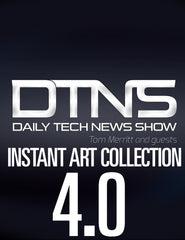 The Daily Tech News Show - Instant Art Collection Version 4.0