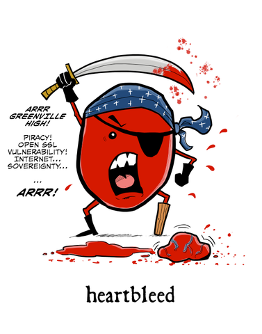 HeartBleed The Pirate