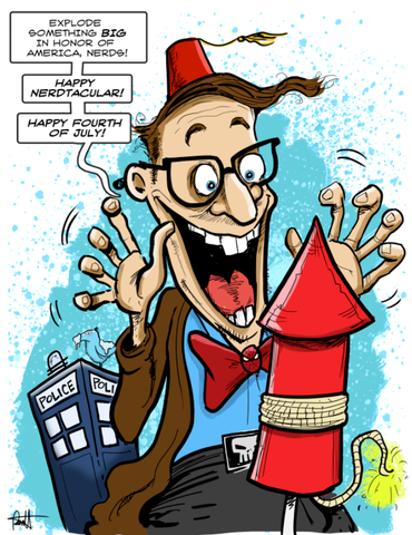 The Special DTNS Nerdtacular 2014 Print!