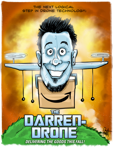 The Darren Drone