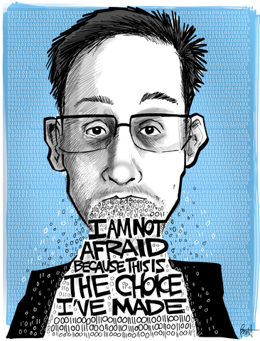 """This Is The Choice I've Made"" DTNS 6/5/15 Print"
