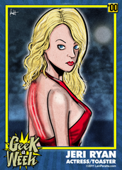 Geek A Week Season 2 Trading Cards