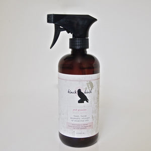 Pink Geranium Linen Spray