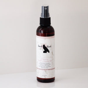 Pink Geranium Bath & Body Oil