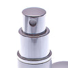 Silver 8ml atomizer with silver rings image 3