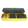 Essential Black & gold 8ML Crocodile skin look atomizer image 4