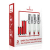 Travalo Red Milano Spray Set 5ml image 4