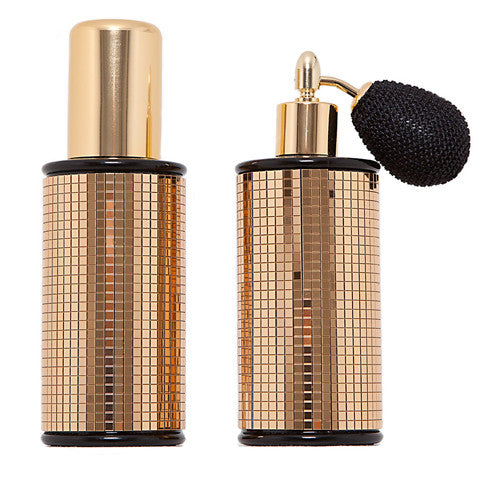 Gold mirror art deco 100ml his & hers 2 Piece set