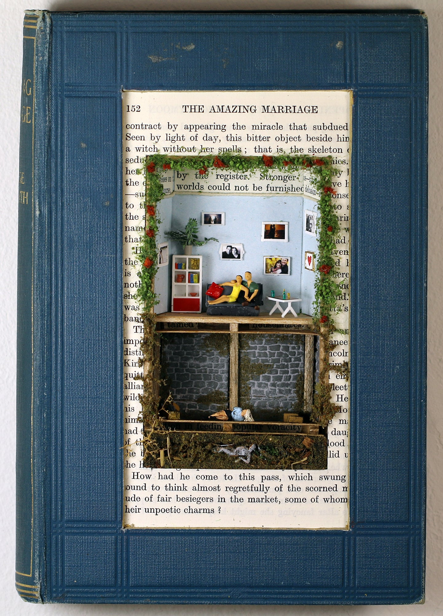 Print  - The Amazing Marriage