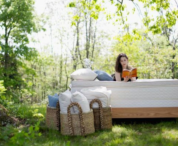 Savvy Rest Unity Pillowtop Organic Mattress