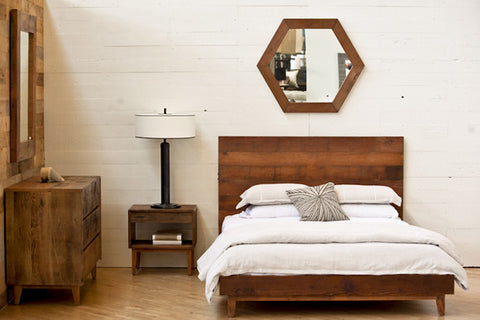 Urban Woods Wilshire Platform Bed