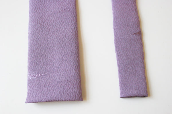 Lavender Mountain Necktie