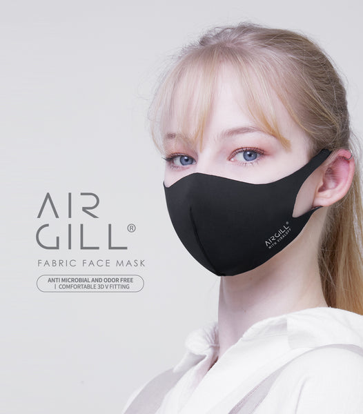 Airgill Reusable Face Mask (New)