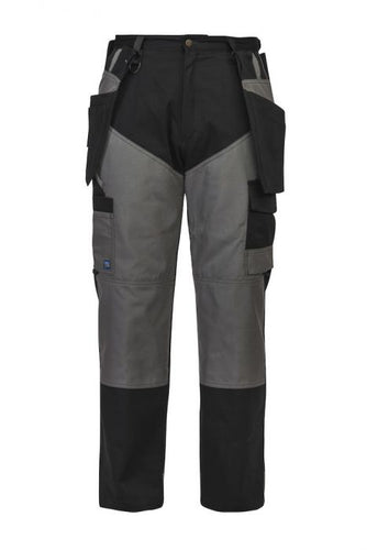 PROJOB Two Tone Multi Pocket Heavy Duty Pants
