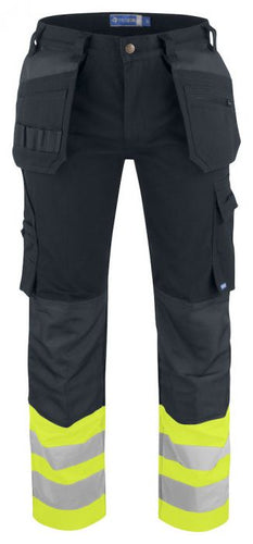 PROJOB Multi Pocket Pants Hi Vis Bottom