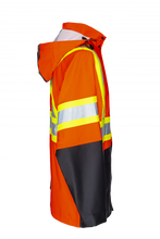 Load image into Gallery viewer, PROJOB Hi Vis Rain Jacket