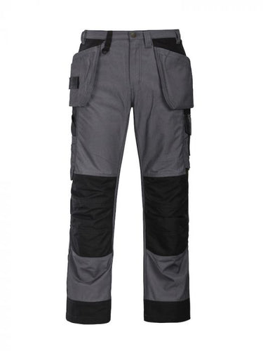 PROJOB Two Tone Mid Weight Multi Pocket Knee Reinforced Pants