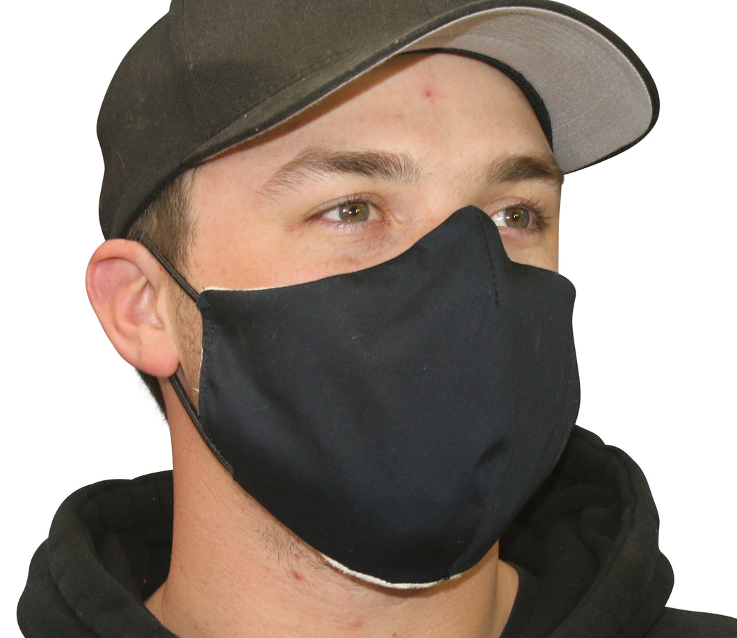 Duty Apparel Reusable/Washable Organic Face Mask