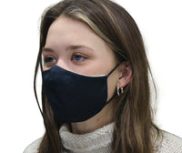 Duty Apparel Reusable/Washable Organic Face Mask - PLEASE USE SIZING CHART UNDER FULL DETAILS TO DETERMINE CORRECT MASK SIZE