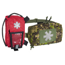 Load image into Gallery viewer, Helikon-Tex Modular Individual Med Kit Pouch Cordura