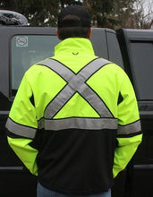 Load image into Gallery viewer, Duty Apparel - Hi Vis Tactical Softshell