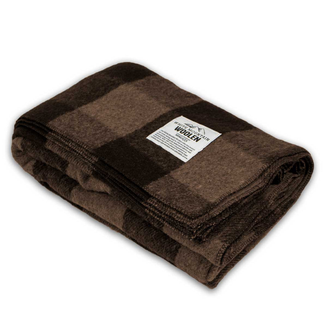 Minus 33 White Mountain Woolen Camp Blanket