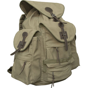 RО Rucksack Waterproof Canvas