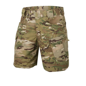 "Helikon-Tex Urban Tactical Shorts Flex 8.5"" NYCO Ripstop Multicam"