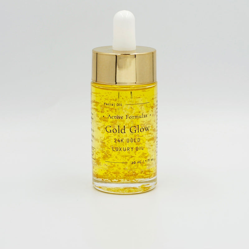 Gold Glow 24K Gold Oil