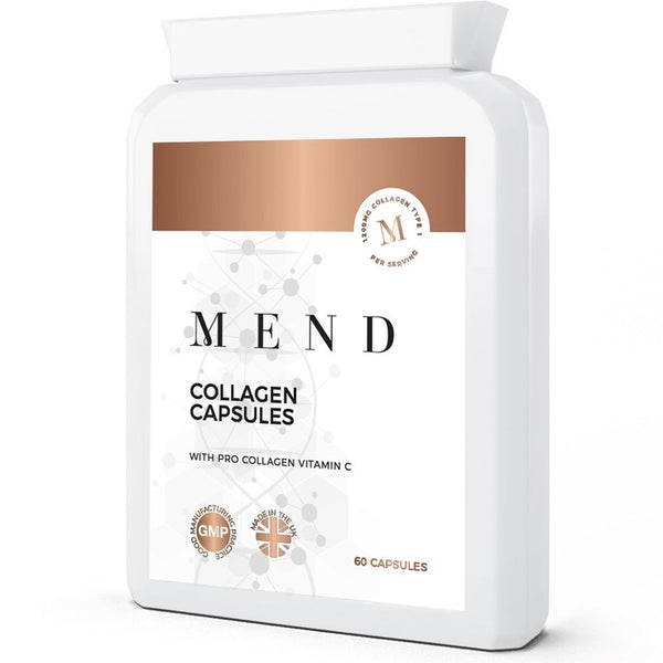 Mend Collagen Capsules