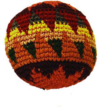 Crocheted Cotton Footbag