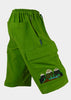 Mountainscape Cotton Cargo Shorts