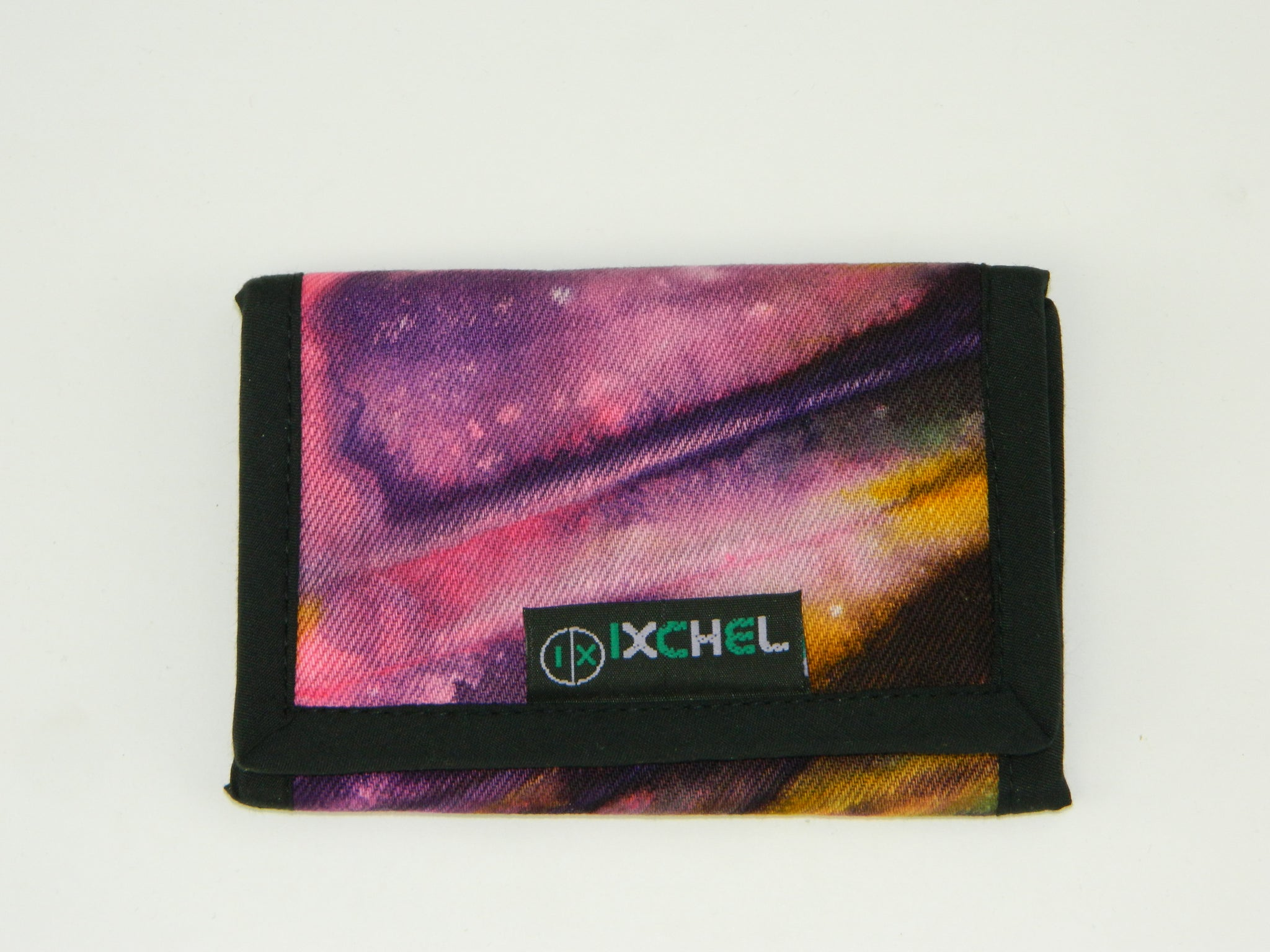 3-Fold Tie-Dyed Wallet